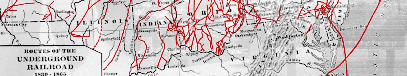 Underground Railway Map